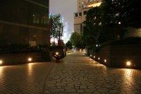 Nocne oświetlenie ulic